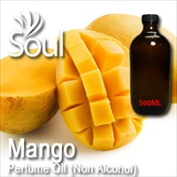Perfume Oil (Non Alcohol) Mango - 500ml