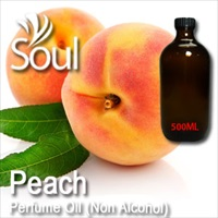 Perfume Oil (Non Alcohol) Peach - 500ml