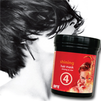 Shining Hair Mask - 200g