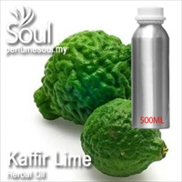 Herbal Oil Kaffir Lime - 500ml