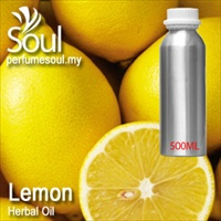 Herbal Oil Lemon - 500ml