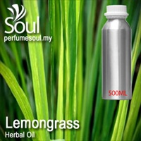 Herbal Oil Lemongrass - 500ml