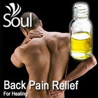Essential Oil Back Pain Relief - 10ml