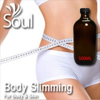 Essential Oil Body Slimming - 500ml