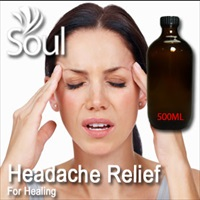 Essential Oil Headache Relief - 500ml
